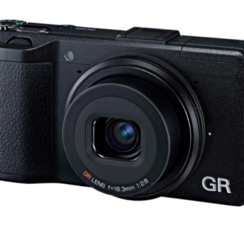 Rent Ricoh GR II - Great Point & Shoot for vacations etc