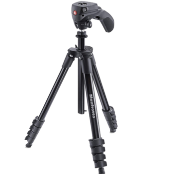 Rent Manfrotto Compact Action Tripod