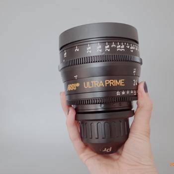 Rent Arri Ultra Prime Lens Kit - 16, 24, 32, 50, 85mm