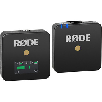 Rent Rode Wireless GO Compact Wireless Microphone System (2.4GHz)