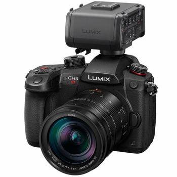 Rent Panasonic Lumix GH5s Kit with XLR, Long Lens