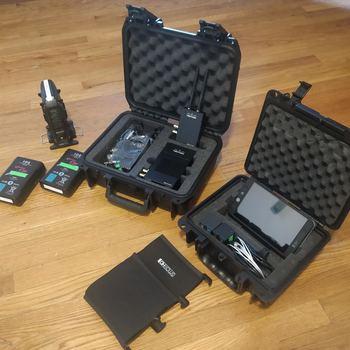 Rent Wireless Video kit - Bolt 500 XT + SmallHD 702