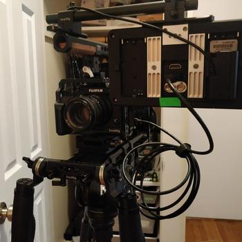 Rent FujiFilm X-T3 Video Kit