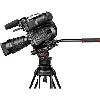 Rent MANFROTTO NITROTECH N12 & 545B TWIN MS