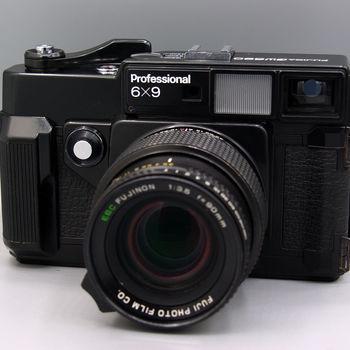 Rent FujiFilm GW690 90mm f/3.5 Medium Format Camera