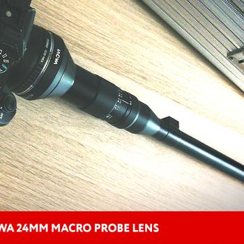 "Rent ""Cine"" Laowa 24mm Probe lens"