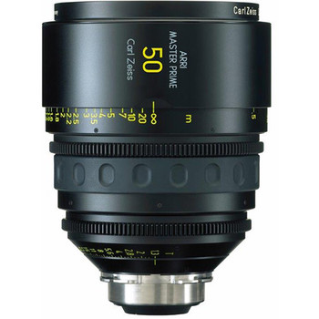 Rent Arri/Zeiss 50mm T1.3 Master Prime Lens