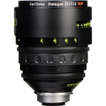 Rent Arri Zeiss 32mm T1.3 Master Prime Lens
