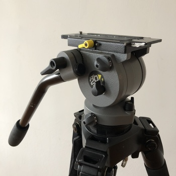 Rent Miller DV DS-20 Fluid Head Tripod