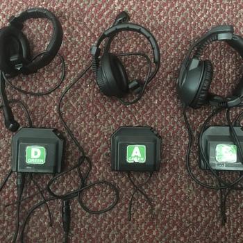 Rent Wireless Intercom HEM
