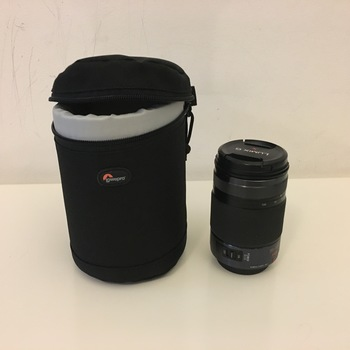 Rent Lumix 12-35mm lens with bag