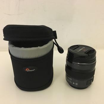 Rent Lumix 12-35mm 2.8 lens with bag