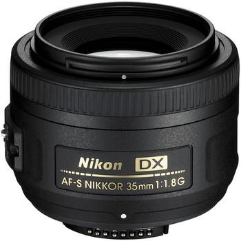 Rent Nikon AF-S DX NIKKOR 35mm f/1.8G Lens