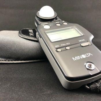 Rent Minolta Autometer IV F