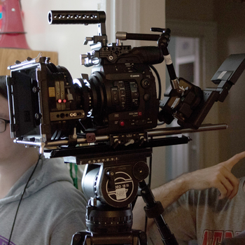 Rent Package: Canon C300 Mark II (PL Mount) w/ Vintage Zeiss Standard Speeds and Accessories (Full Shooting Kit)