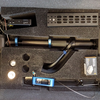 Rent Steadicam Zephyr System with Compact Vest and V-Mount Battery Plate