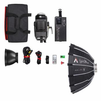 Rent Aputure LS C120d MKII Kit With Light Dome Mini II