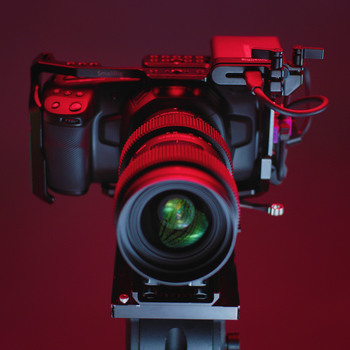Rent Blackmagic Design Pocket Cinema Camera 4K
