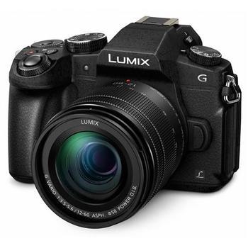 Rent Panasonic Lumix DMC-G85 Mirrorless Camera with 12-60mm f/3.5-5.6 Lumix G Power OIS Lens, Black