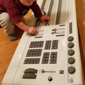 Rent ETC Insight 3 - DMX Control Console