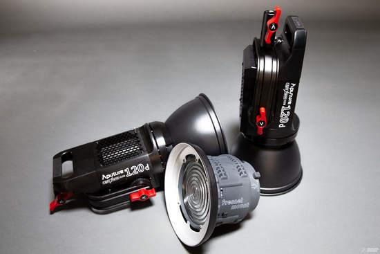 Aputure fresnel attachment rental los angeles   highline camera rentals 2