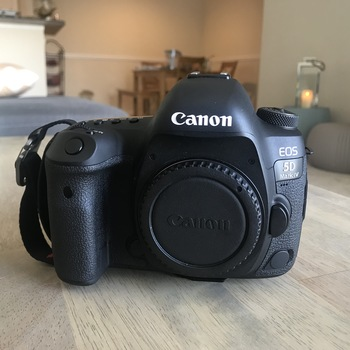 Rent Brand New Canon 5D Mark IV Camera Body