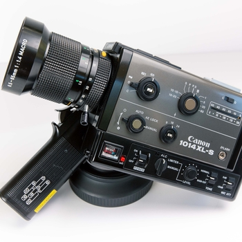 Rent Super 8mm Camera - Canon 1014 XLS