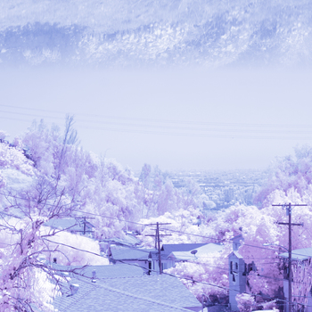 Rent Infrared Canon 60D, Records Infrared + blue channel only (comes with kit stills lenses)