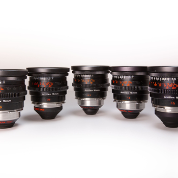 Rent Zeiss Super Speed Mark II Lenses - PICK TWO - SUPER 16mm