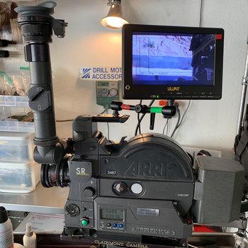 Rent Liliput On-Camera Video Monitor (Works with Arri SR3 Film Camera)