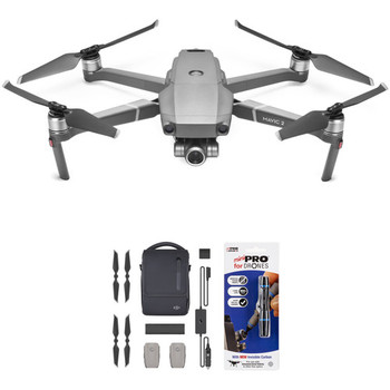Rent DJI Mavic 2 Zoom with Fly More Combo Kit