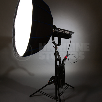 Rent Aputure LS C300d Light Kit (Softbox, Stand, Sandbag)