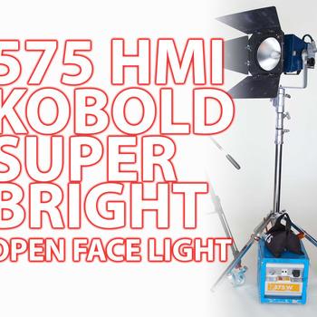 Rent HMI 575 - Kobold (open face)