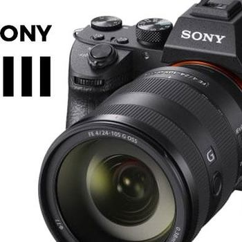 Rent Sony A7III