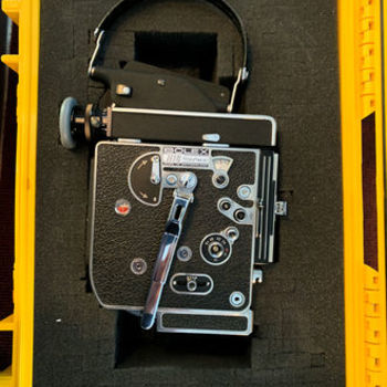 Rent 16mm Camera - Bolex Rex-5  (Gorgeous)