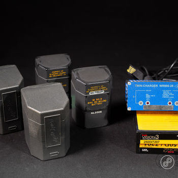 Rent SR3 Battery (TWO)