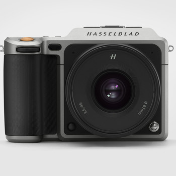 Rent Hasselblad X1d, three lens package available.