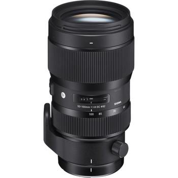 Rent Sigma 50-100mm f/1.8 DC HSM Art Lens EF