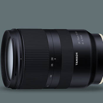 Rent Tamron 28-75mm f/2.8 Di III RXD For Sony E Mount (Full Frame)