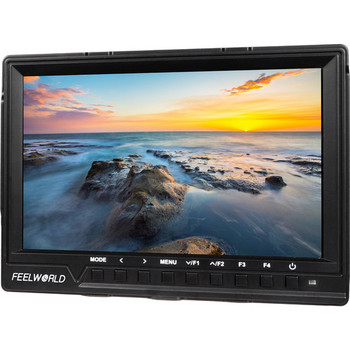 Rent Feelworld FW759 7 Inch IPS On-Camera Field Monitor, great condition
