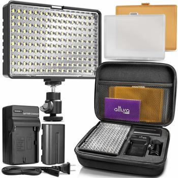 Rent On-Camera LED Video Light (160)