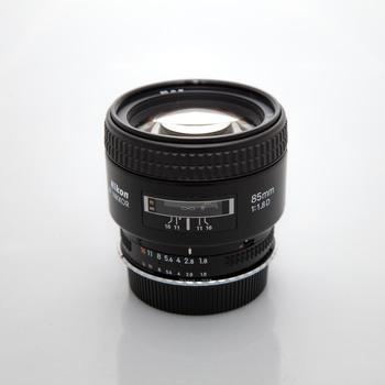 Rent Nikon Nikkor 85mm 1.8D