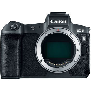 Rent Canon EOS R and Control ring mount adapter