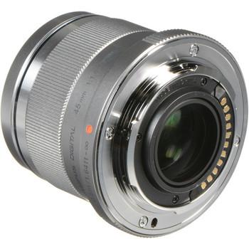 Rent Olympus M.Zuiko 45mm f/1.8 - Silver