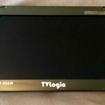 "Rent TV Logic VFM-056W 5.6"" Monitor"