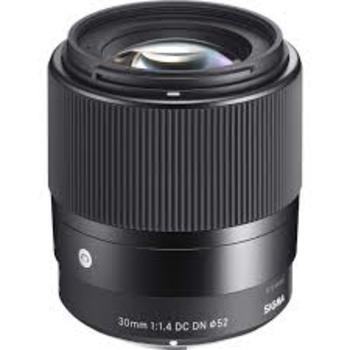Rent Sigma 30mm f/1.4 DC DN