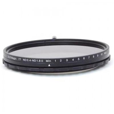 Slr magic 77mm variable nd filter
