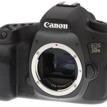 Rent Canon 5DS