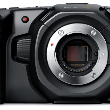 Rent Black Magic Pocket Cinema Camera 4K + Cage, 1TB SSD, Extra Batteries