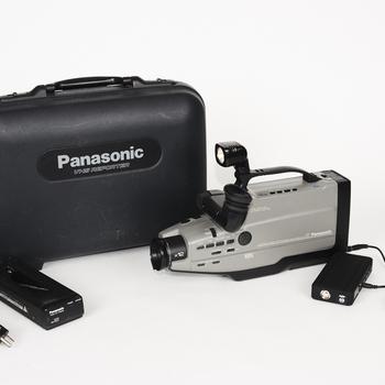 Rent Panasonic AG187 VHS Camcorder